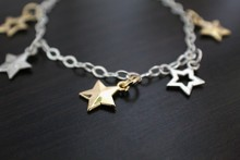 Bracelet On Wooden Background