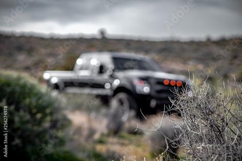 Photo Ford F250 Super Duty Truck in Utah Desert