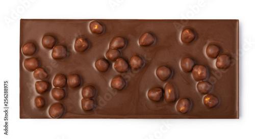 Foto chocolate bar