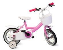 Pink Bicycle For Children