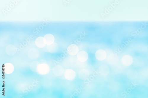 Fotografija  Abstract sea background