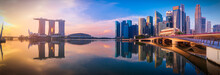 Singapore, Financial District ...