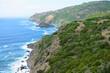 Remote coastline near Bosa, Sardinia, Italy