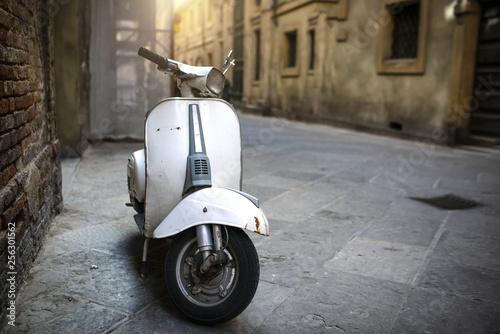 Scooter Scooter d'altri tempi italiano