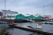 Iceland, Reykjavik, old harbour