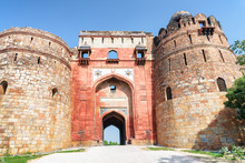 Scenic View Of Bara Darwaza Of...