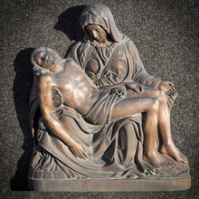 Jesus Died In The Arms Of The ...