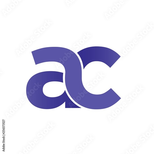 ac logo Canvas Print