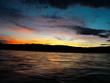Abend am Amazonas