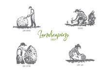 Landscaping- Lawn Mowing, Seed...