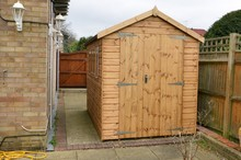 High Quality Garden Shed