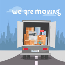 Corporate Moving Into New Offi...