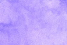 Violet Purple Abstract Waterco...