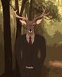 vigilante de los bosques