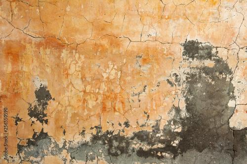 Poster Vieux mur texturé sale Cement or concrete texture