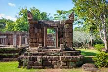 Phanom Rung Castle Rock