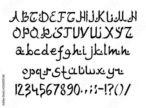 Canvastavla Arabic Style Font