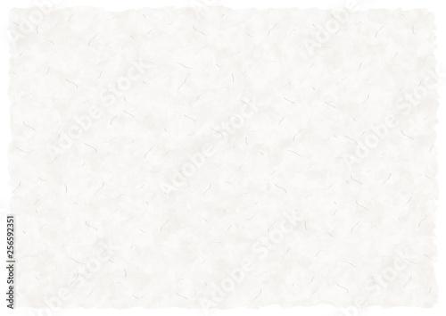 Obraz 和紙テクスチャーの背景イラスト - fototapety do salonu