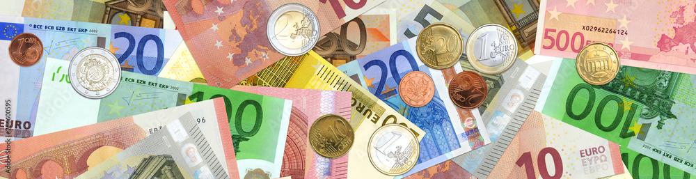 Fototapety, obrazy: Geld 1131