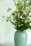 Fototapeta Kwiaty - kwiaty w wazonie