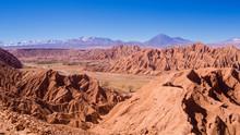 View Of The San Pedro River In San Pedro De Atacama, Atacama Desert