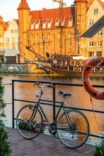 Zabytkowy Rower Retro Gdańsk