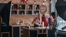 Cooking Blog. Business And Lifestyle. Couple Shooting Tutorial On Pasta. Advice And Choice. Backstage Photography.