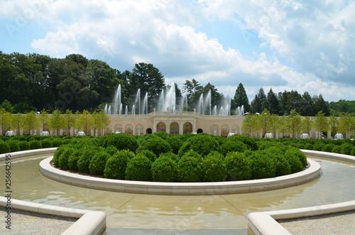 Fotografie, Obraz  bassins et fontaines