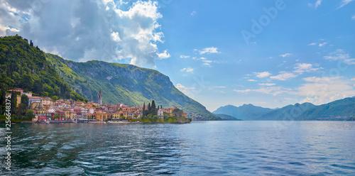 Canvas-taulu Beautiful view of Lake Como