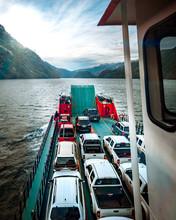 Ferry Pirehueico