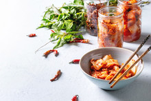 Korean Traditional Fermented A...