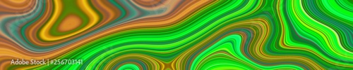 fototapeta na ścianę Psychedelic web abstract pattern and hypnotic background, layout.