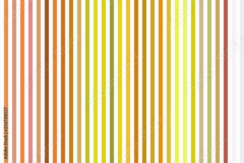 Fotografia  Light vertical line background and seamless striped,  illustration graphic