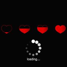 Love Loading - Progress Loadin...