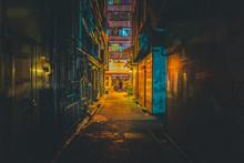Hong Kong Street Shot