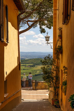 View From The Narrow Streets O...
