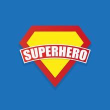 Super Hero Power Graphics, Vec...