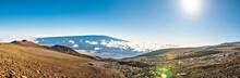 View From Mauna Kea Summit On ...