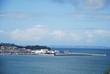 Plage à Douarnenez dans le Finistère en Bretagne