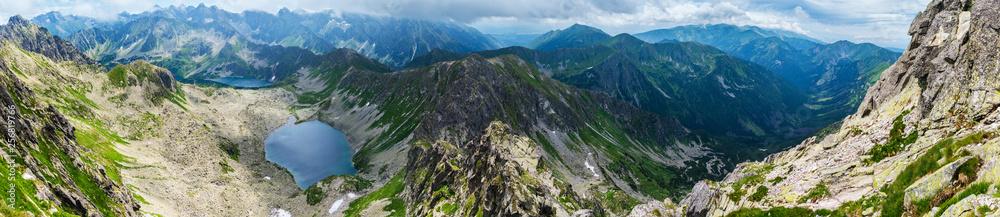 Fototapety, obrazy: Summer Tatra Mountain, Poland