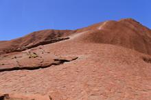 Der Weg Zum Gipfel Des Ayers R...