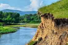 South Ural, Summer. River Mind...