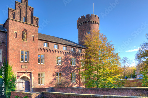 Photo  Burg Kempen