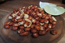 Cacahuates Salados