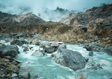 River Meets Volcano