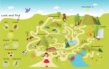 Funny Maze For Children. Help ...