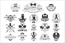Monochrome Vector Set Of Styli...