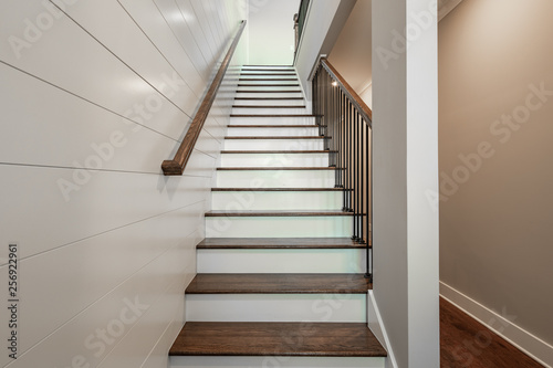 Indoor Home Staircase Wallpaper Mural