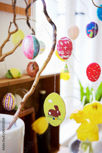 easter decorations tinkered
