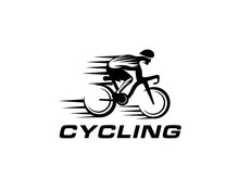 Fast Cycling Competition Logo Design Inspiration